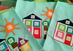 Busy Book Proses – Match Colours